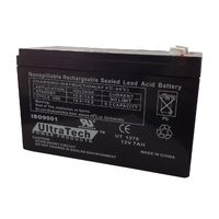 12V 7.0AH Rechargeable Battery