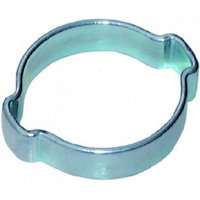 Double Ear Crimp Hose Reel Clamp