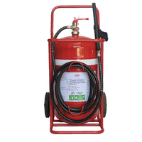 ABE 75 Kg Mobile Fire Extinguisher