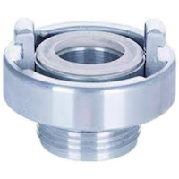Fire Hydrant Storz Adaptor Male (NSW) - 65mm (FORGED ALLOY)